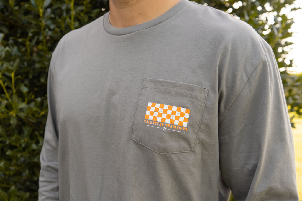 Checkerboard Long Sleeves