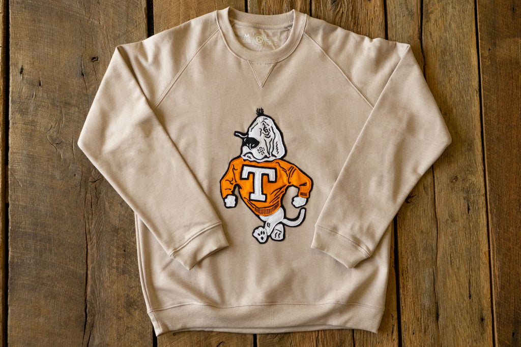 Smokey Applique Crewneck Sweatshirts