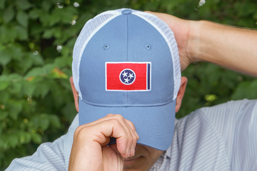 Tennessee Flag ProMesh Hats