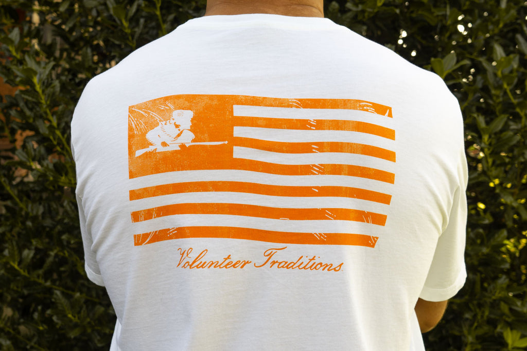 Rifleman Flag Pocket Tees