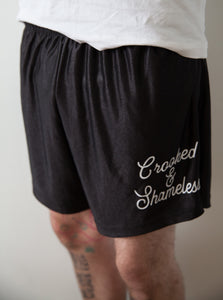 Crooked n shameless shorts