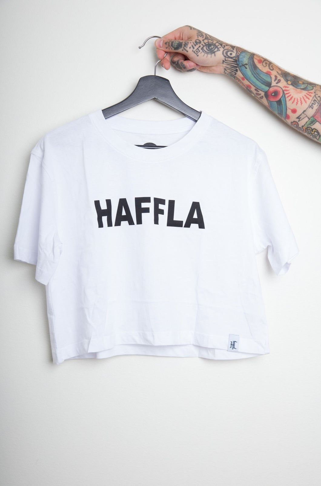 Haffla crop top