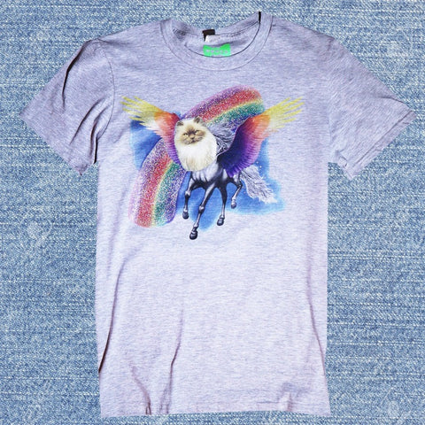 Wowch Pegasus Organic Cotton Tee Shirt