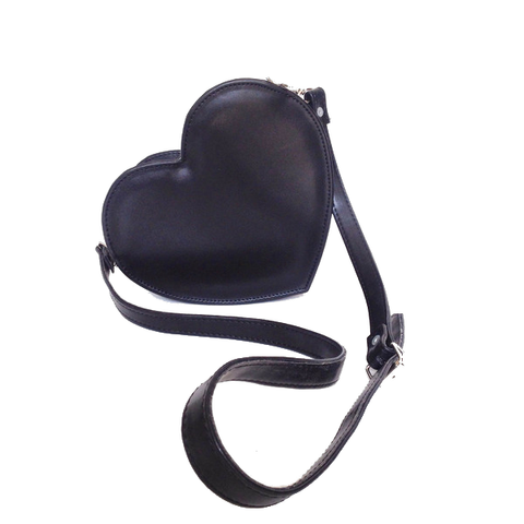 Vegan Heart Bag