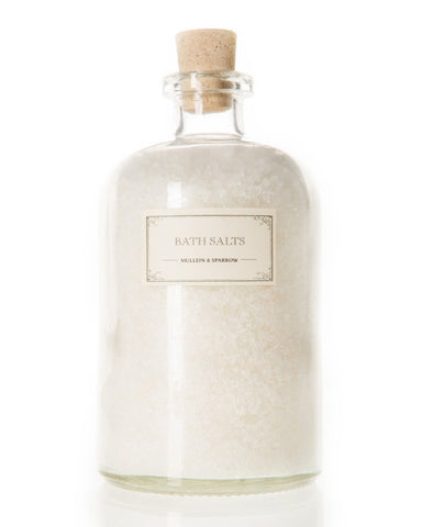 Detoxyfying Bath Salts
