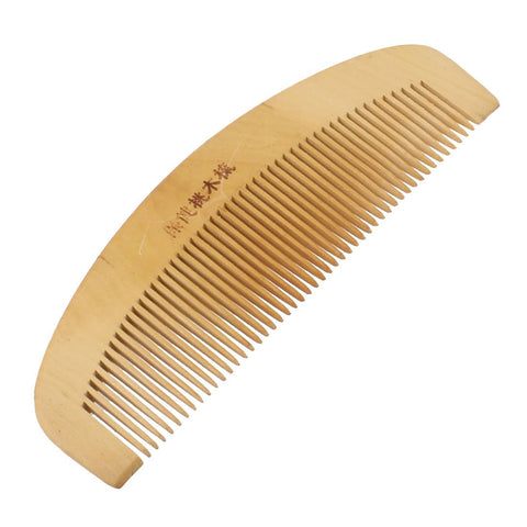 Eco Friendly Wood Hair Comb