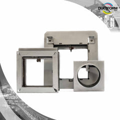Fire Damper - Circular and Rectangular