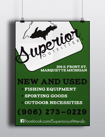 Superior Outfitters in Marquette MIchigan
