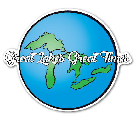 Great Lakes Great Times Decal