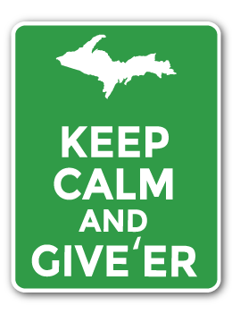 Keep Calm and Give 'Er