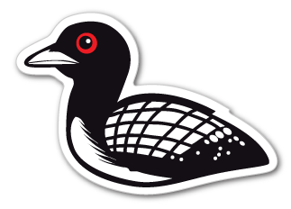 Baby Loon Decal