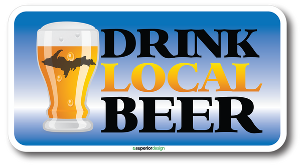 Drink Local Beer