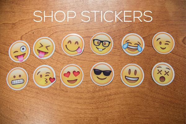 SHOP STICKERS