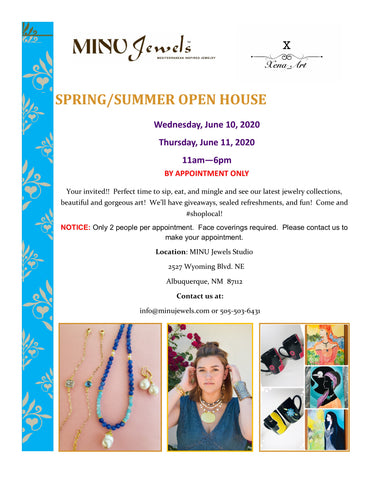 Spring/Summer Open House