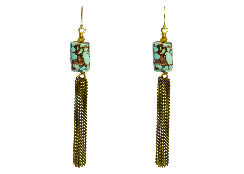 Fatima Earrings - MINU Jewels