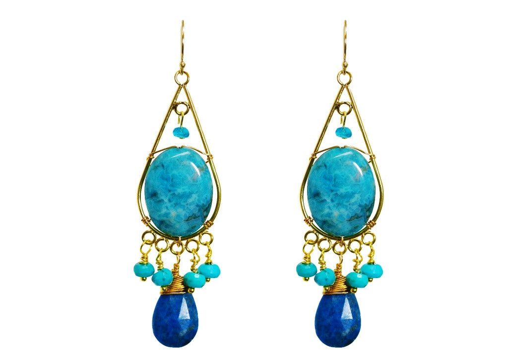 Ceclia Earrings - MINU Jewels