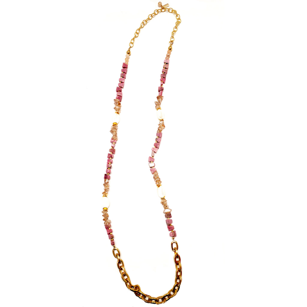 Jeza Long Necklace