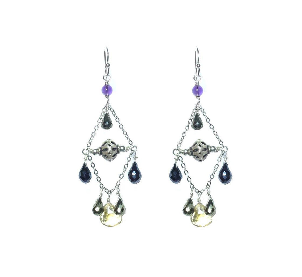 Pelosa Earrings - MINU Jewels