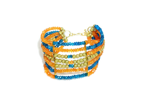 Badsi Semi-Cuff - MINU Jewels - 1