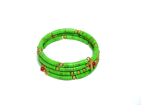 ITALA Lime - MINU Jewels