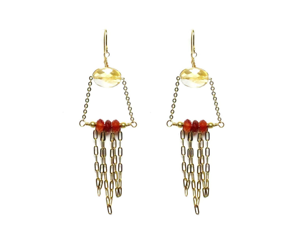 LURRA Earrings - MINU Jewels