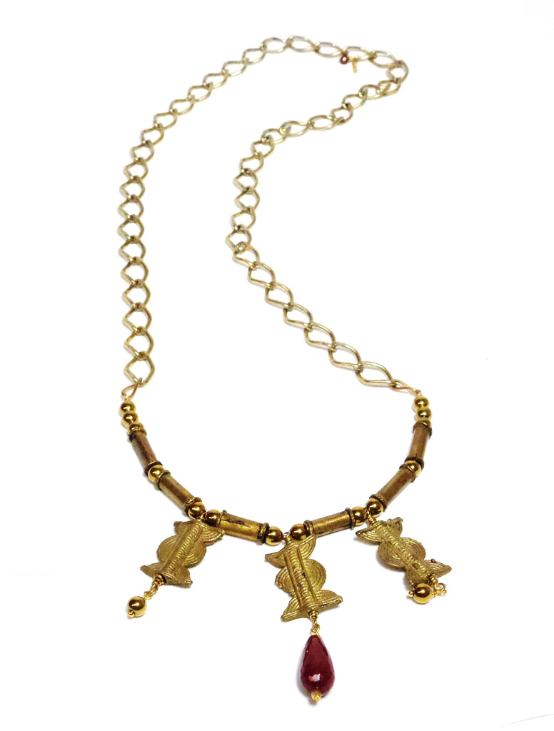 BEDAWI LONG Necklace - MINU Jewels