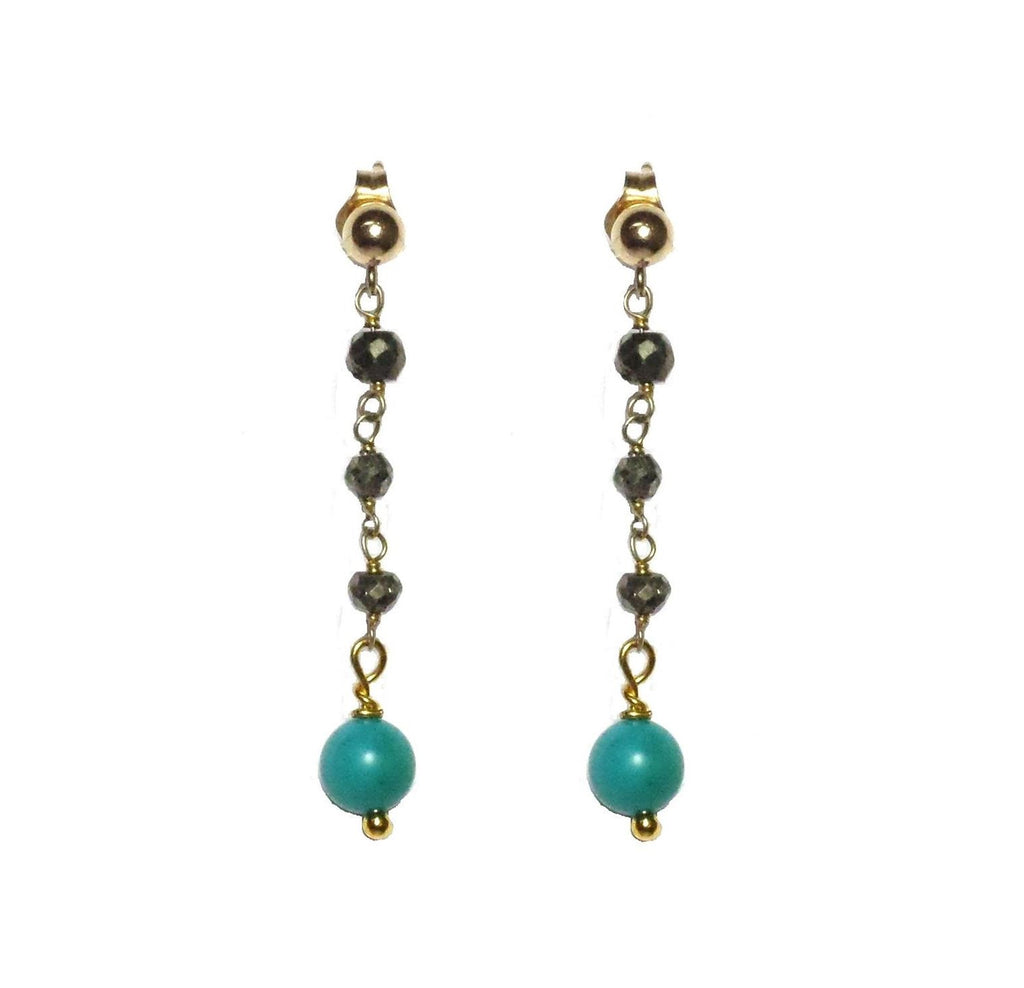 CADENA EARRING -  Colors Available - MINU Jewels