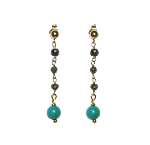 CADENA EARRING -  Colors Available - MINU Jewels - 1