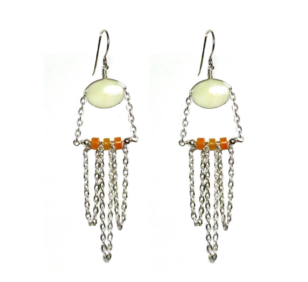 LILY EARRING - Colors Available - MINU Jewels - 1