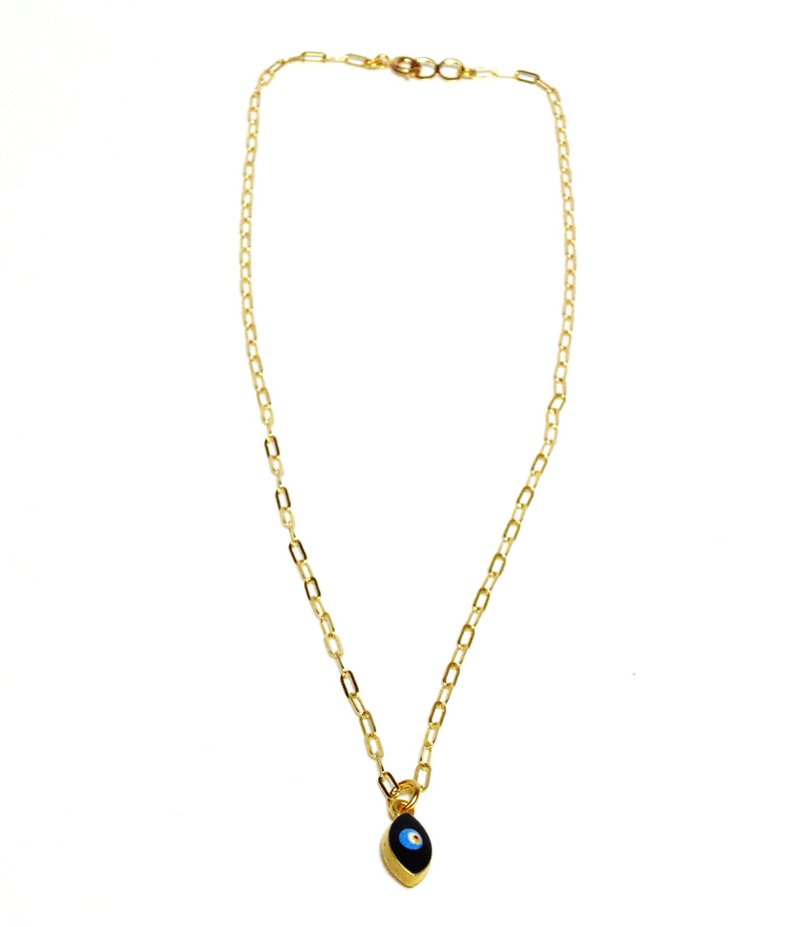 Eye Charm Necklace - MINU Jewels
