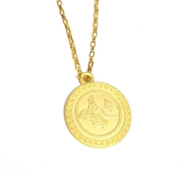 Gold Coin - MINU Jewels