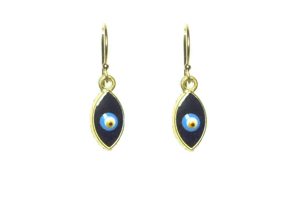 Eye Charm Earrings - MINU Jewels