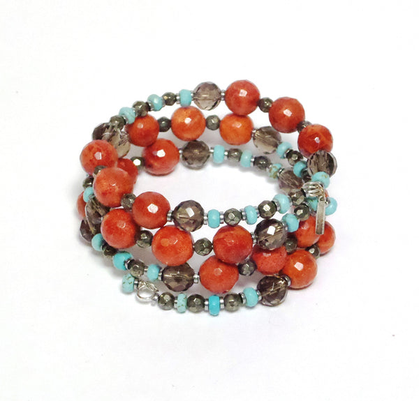 coral mixed - MINU Jewels