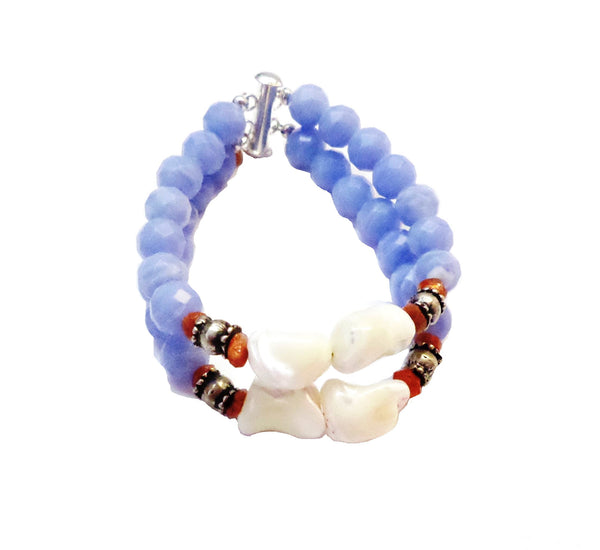 BLU Bracelet - MINU Jewels