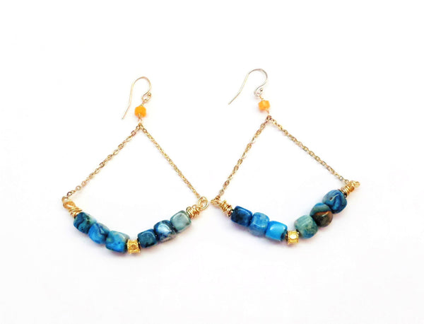 KETA Earrings - MINU Jewels