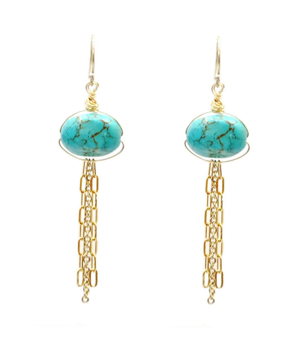 MINA Earrings - MINU Jewels