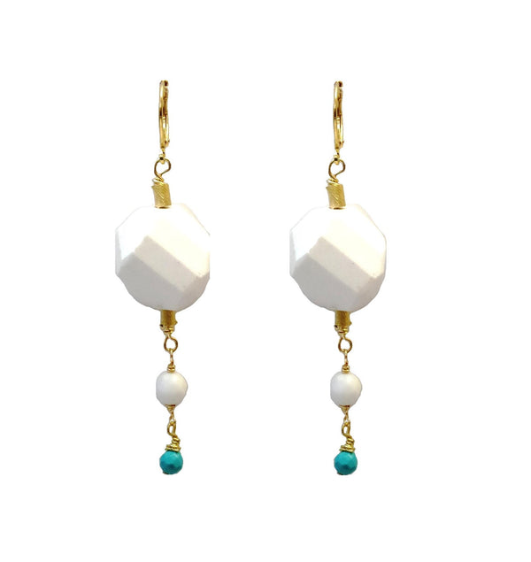 NIA Earrings - MINU Jewels