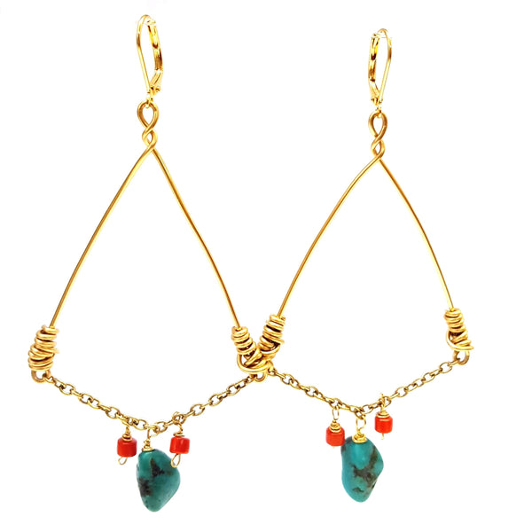 Juno Earrings - MINU Jewels