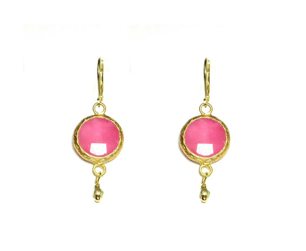 Button Earrings - MINU Jewels