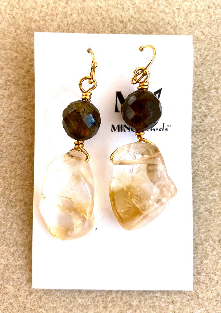 Nature Drop Earrings