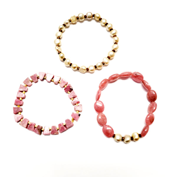 Bambas Bracelets - Set of 3 - MINU Jewels