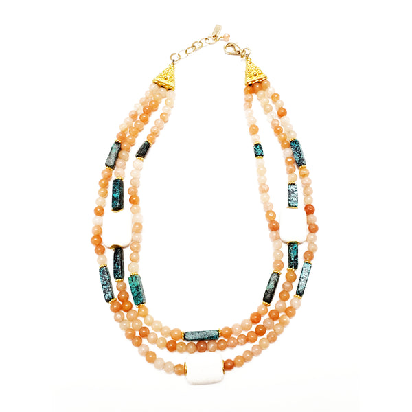 Aliana Necklace - MINU Jewels