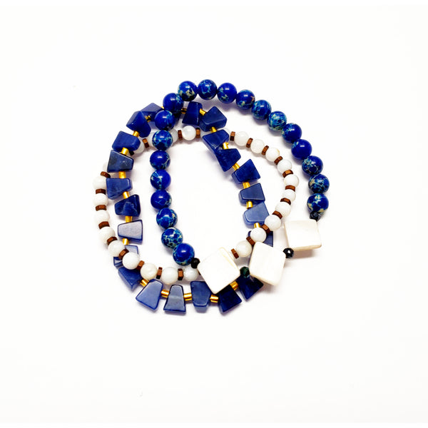 Jeza Bracelets - Set of 3 - MINU Jewels