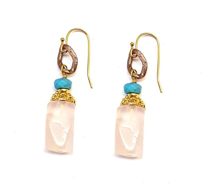 Playa Gold Earrings