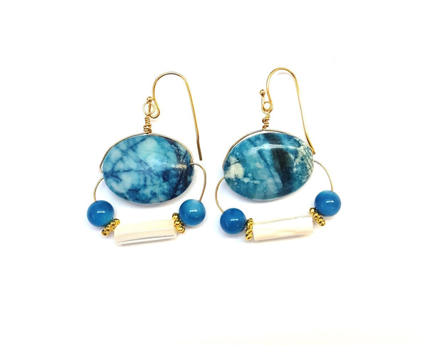 Athena Earrings - MINU Jewels
