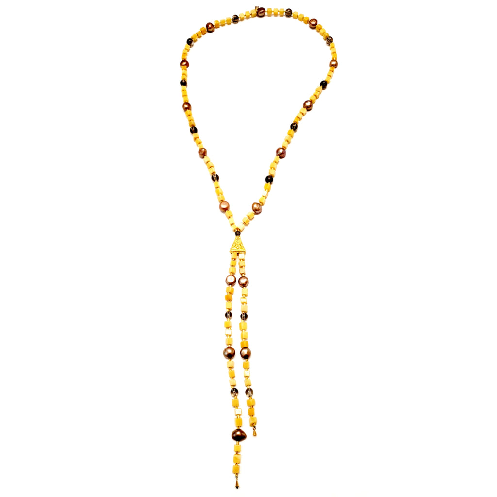 Giallo Necklace