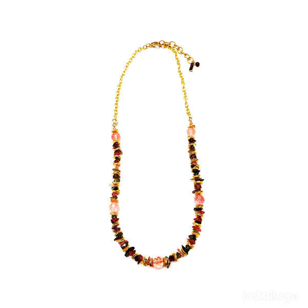 Punto Necklace