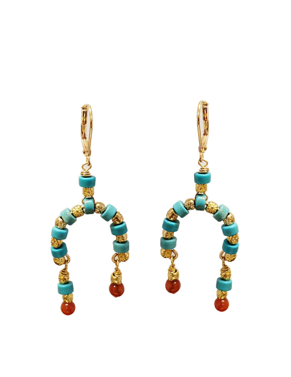 Seti I Earrings