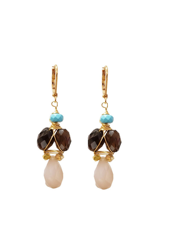 Dellah Earrings