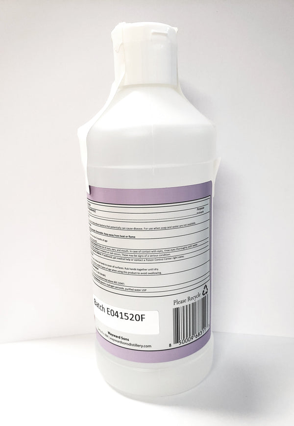 Hand Sanitizer - 16 oz Bottle